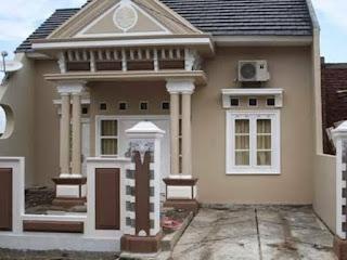 Model Tiang Pagar Rumah Minimalis Home Desaign