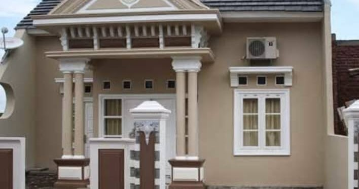 Pentingnya Desain Tiang Teras Rumah Minimalis Idaman Terbaru Godean Web Id