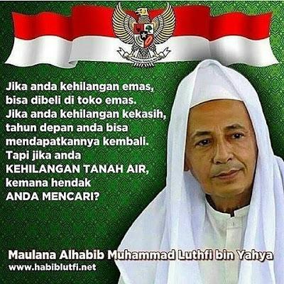 Kata Bijak Habib Lutfi
