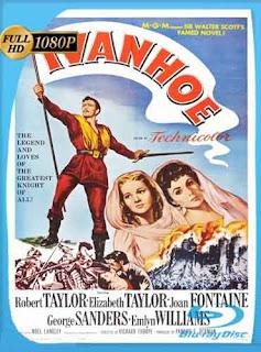 Ivanhoe (1951) HD [1080p] Latino [Mega] dizonHD
