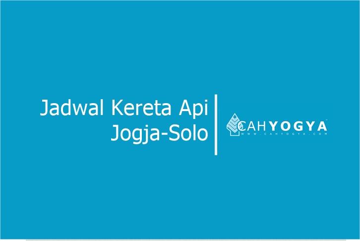 Tarif dan Jadwal Kereta Api Jogja-Solo (Prameks/Sriwedari)
