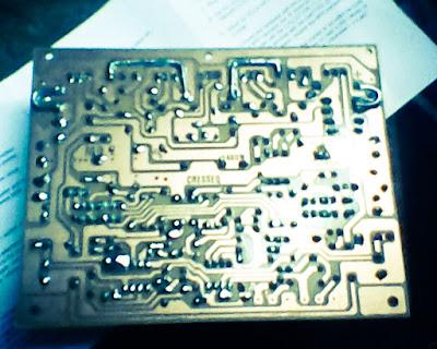 2 x 1400W high power amplifier