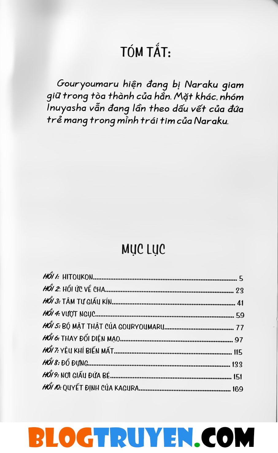 Inuyasha vol 37.1 trang 2