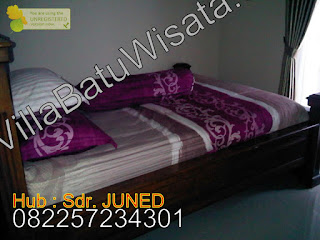 Villa Kolam Renang 3 Kamar Dekat Jatim Park 1 | Villa Harmoni | Villa Batu Wisata