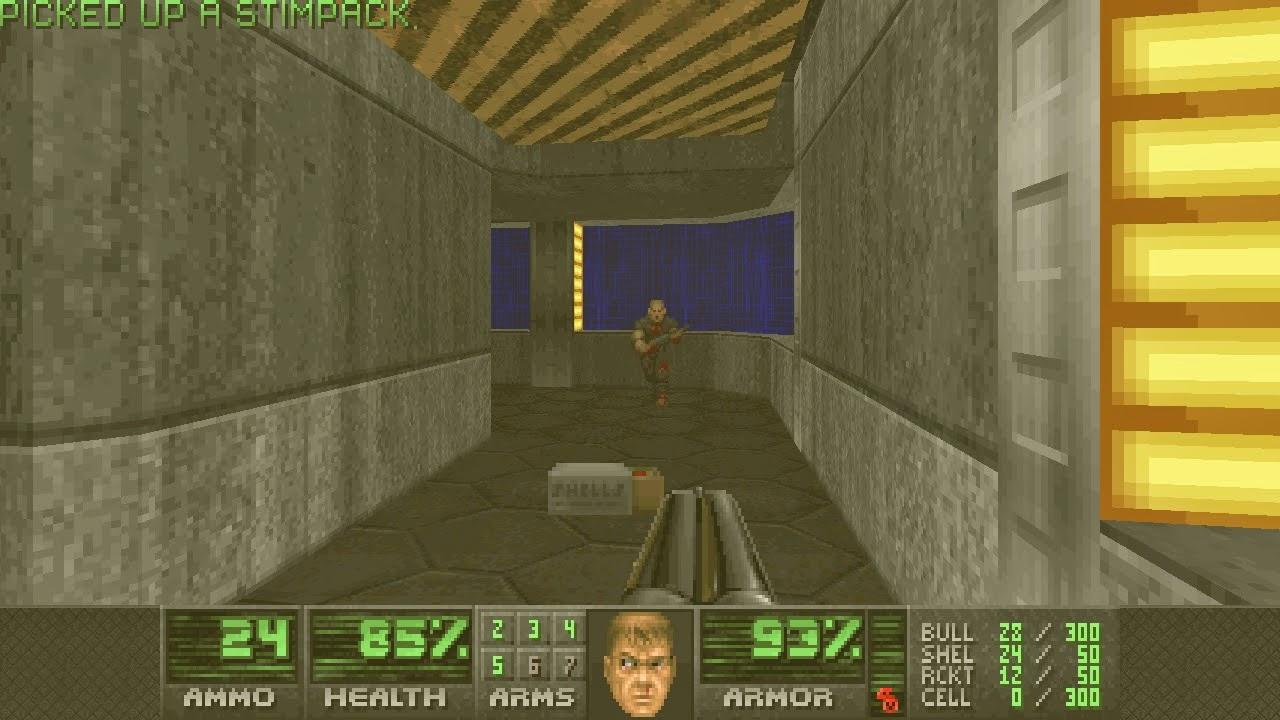 Adventures in Dooming: Doom Tourism: Valiant MAP05 - Aggrovator
