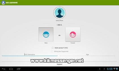 Encuentra nuevos amigos con Kik Username Finder en tu Kik