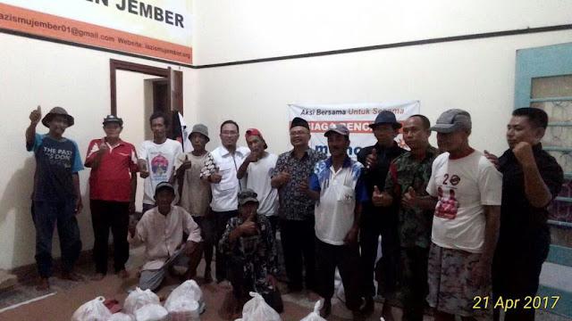 Foto Bersama Usai Silaturohim dan Santunan