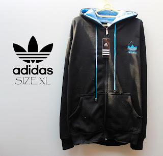 Grosir Jaket Hoodie Adidas ADS003