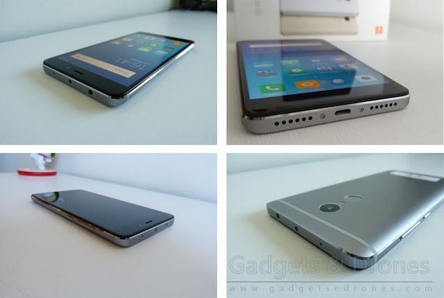 Unboxing E Primeiras Impressões Do Xiaomi Redmi Note 4: Gadgets & Drones: Xiaomi Redmi Note 4