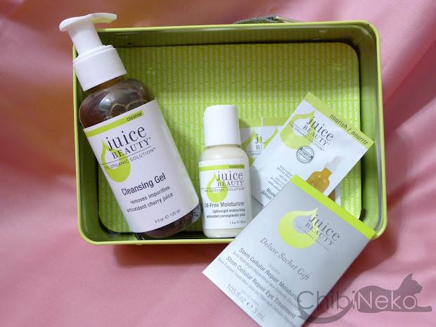Everyday Caturday Juice Beauty Organic Solution