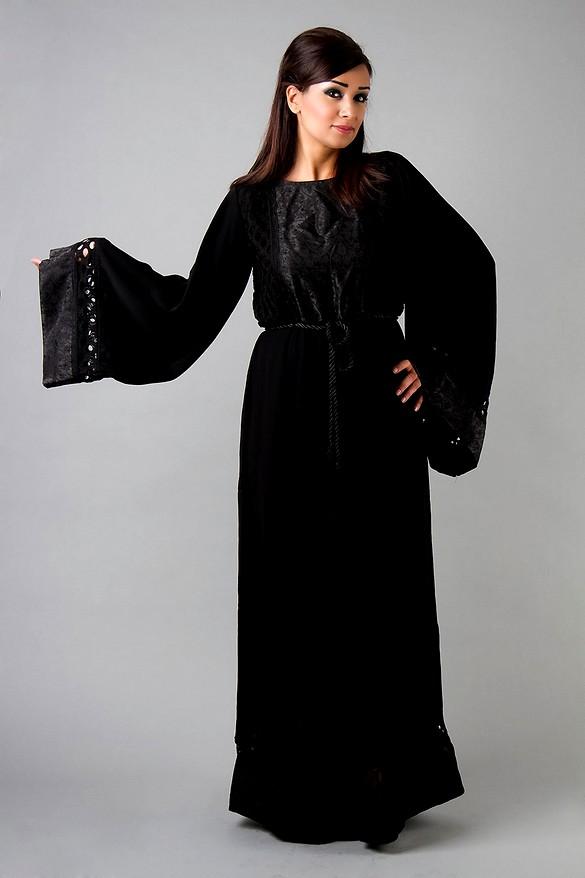 Islamic Abaya Dresses Designs 2013-2014   Dubai Abaya ...