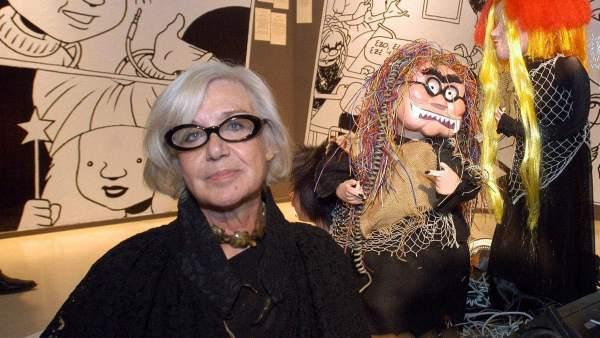 María Dolores Rico Oliver (2003)