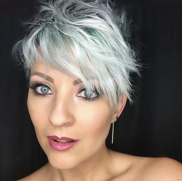 short pixie styles for fine hair