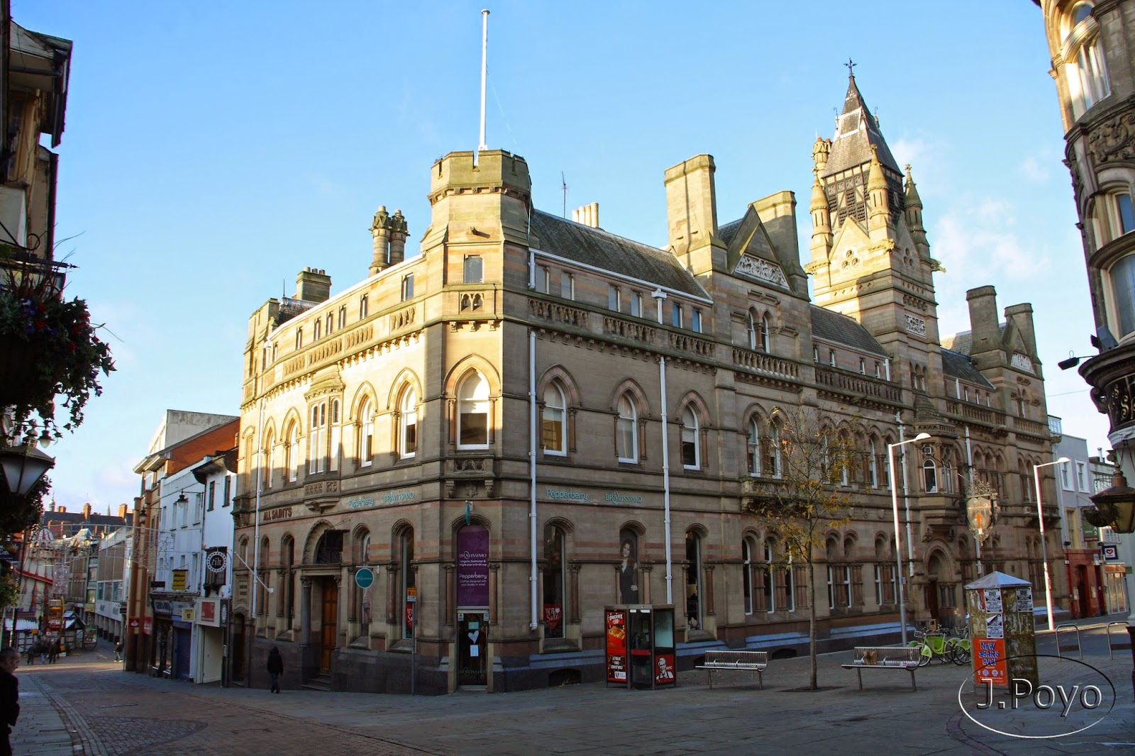 Nottingham & Notts Bank