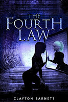 The Fourth Law: cover by MajaKopunovic https://99designs.co.uk/profiles/2561562