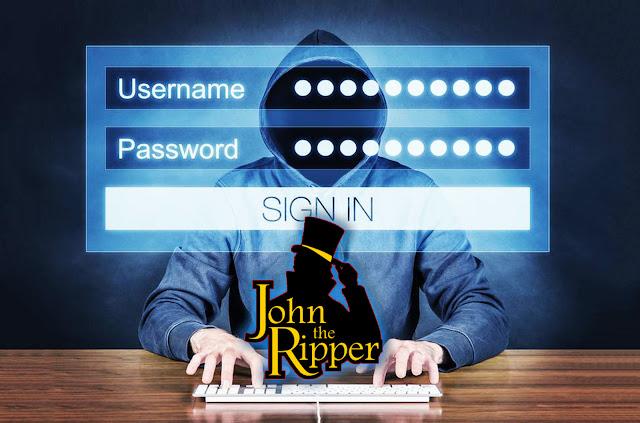 أداة الJohn The Ripper الخاصة بإختبار الإختراق