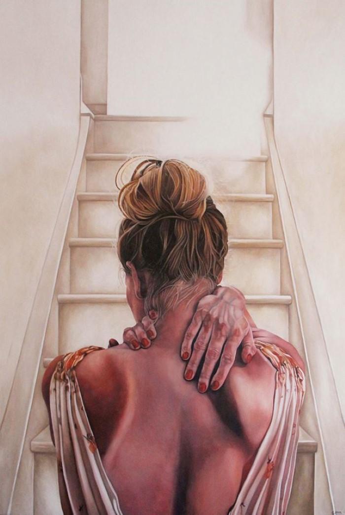Британский художник. Caroline Pool