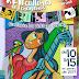 Cartaz do XLII Encontro Cultural de Laranjeiras é obra de artista laranjeirense