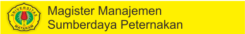 Magister Peternakan | Universitas Mataram