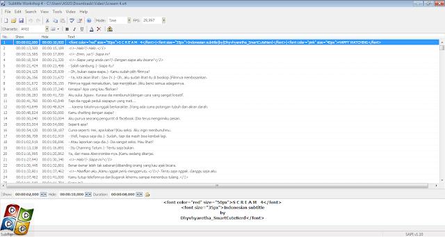 Download Subtitle Workshop Portable 4 V.4.0 Full Version