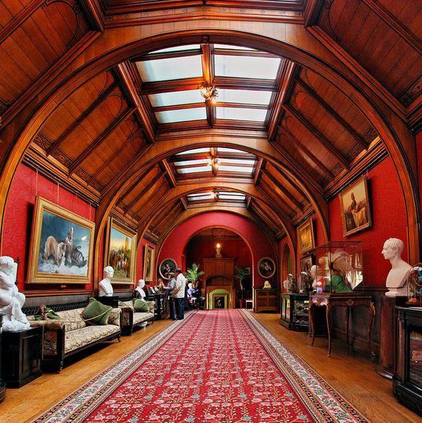 Rooms Of Cragside House