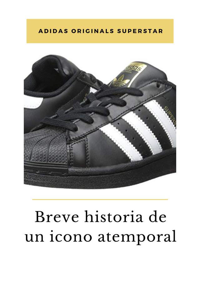 Breve historia sobre las Adidas Originals Supestar