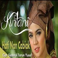 Lirik dan Terjemahan Lagu Kintani - Hati Nan Cabiak