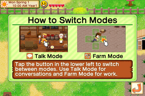 Harvest moon type games for android