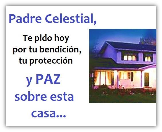 oracionescenter oracion  bendecir una casa 565 x 461 · jpeg