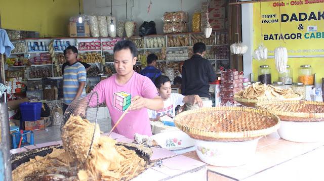 Peluang usaha makanan khas daerah