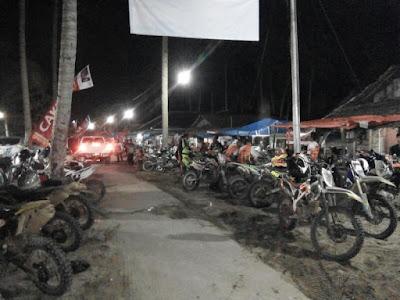 Sejuta Cerita Tanggamus Adventure Trail 3 (TAT 3) di Teluk Paku
