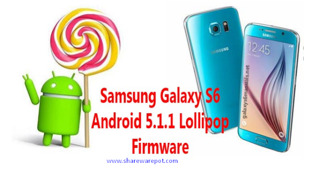 Galaxy S6 SM-G920W8 V5.1.1 Canada Rogers Free Download