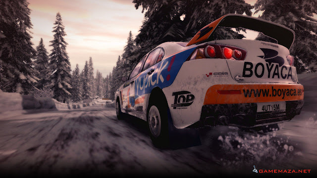 Sébastien Loeb Rally Gameplay Screenshot 1