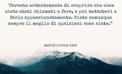 Citazione M.L. King