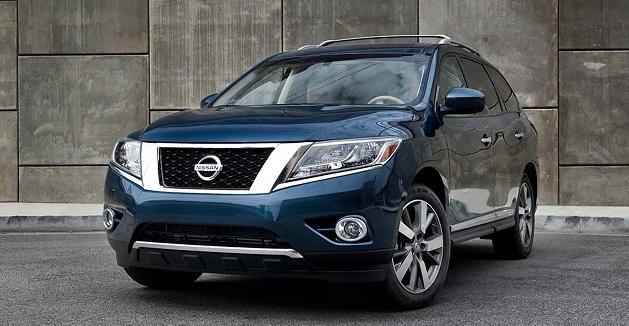 2017 Nissan Pathfinder redesign
