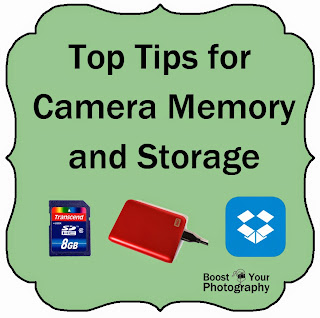Top Tips for Camera Memory and Storage | Boost Your Photography