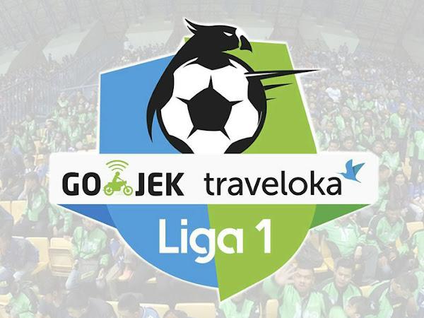 Jadwal Pertandingan Go-Jek Traveloka Liga 1 Pekan ke-6 (tanggal 12, 13. 14, 15 Mei 2017)