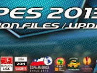 Option File PES 2013 untuk PESEdit 6.0 Update 22 Februari 2016