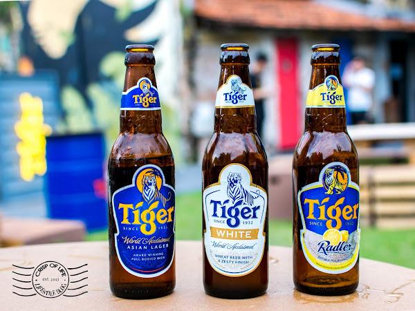 Tiger STREATS #UNCAGESTREETFOOD @ Hin Bus Depot, Georgetown Penang