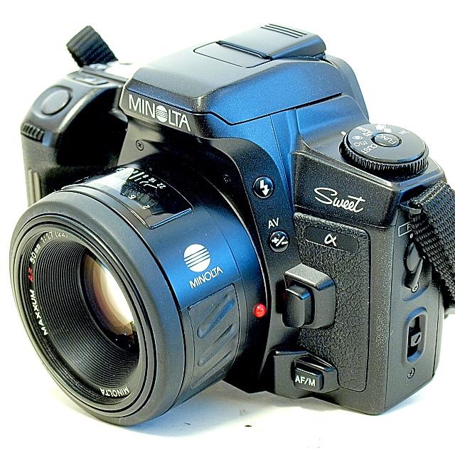 Minolta Alpha Sweet 35mm AF Film SLR