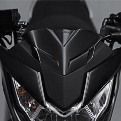 Aksesoris Honda Sonic 150R Visor