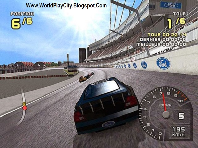 Ford Racing 2 PC Game Full Version Download