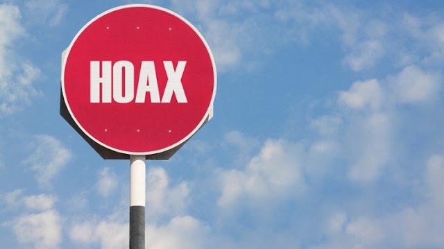 Apa Sebenarnya yang Disebut Hoax?