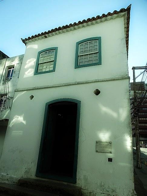 Casa Victor Meirelles, em Florianópolis
