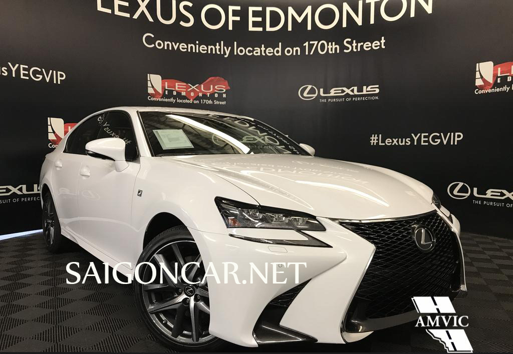 giá xe Lexus GS 350 2019