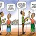 Hilarious cartoon from Mike Asukwo