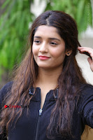 Actress Ritika Singh Stills at Guru Movie Success meet  0073.JPG