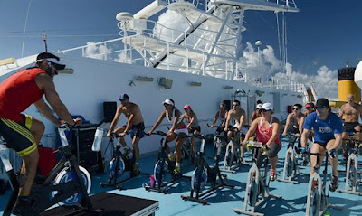 Costa tendrá itinerarios fitness y de bienestar saliendo de Santos