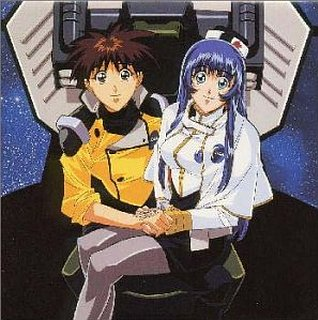 Nadesico the Movie: The Prince of Darkness