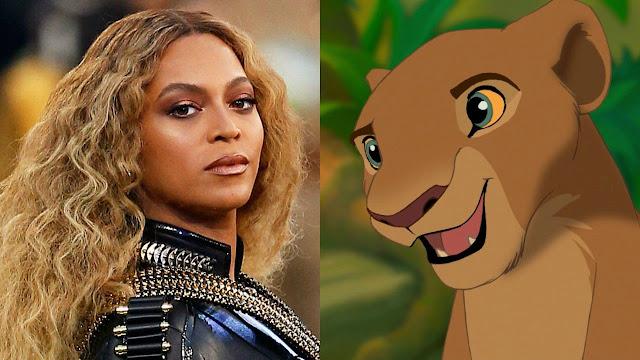 Confirmado: Beyoncé será a voz de Nala em 'O Rei Leão'
